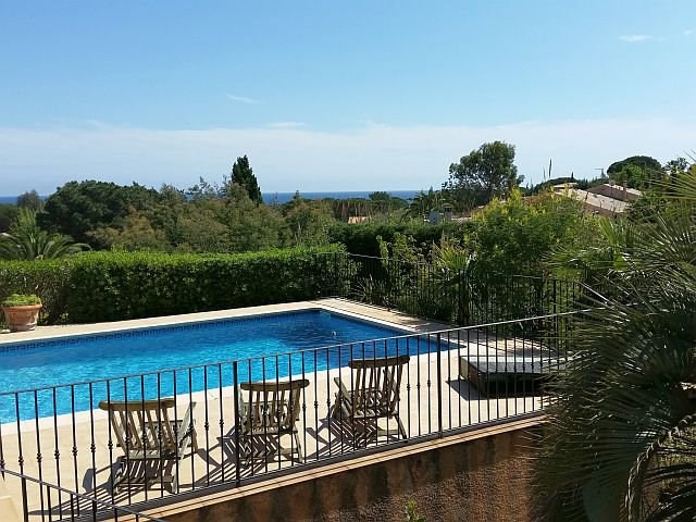 Deluxe sale house / villa Sainte-maxime 1 630 000€ - Picture 17