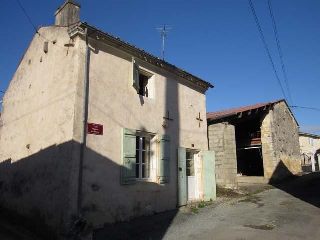 Vente maison / villa Taillant 32700€ - Photo 2