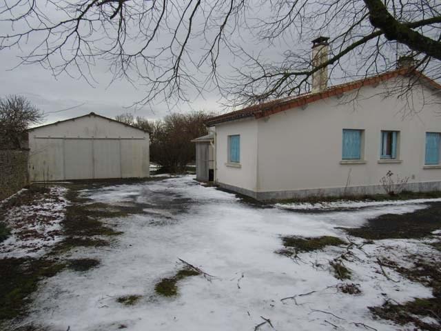 Vente maison / villa Bignay 96000€ - Photo 2