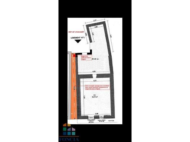 Vente maison / villa Mouleydier 36000€ - Photo 2
