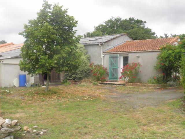 Vente maison / villa Saint-philbert-de-bouaine 105000€ - Photo 1