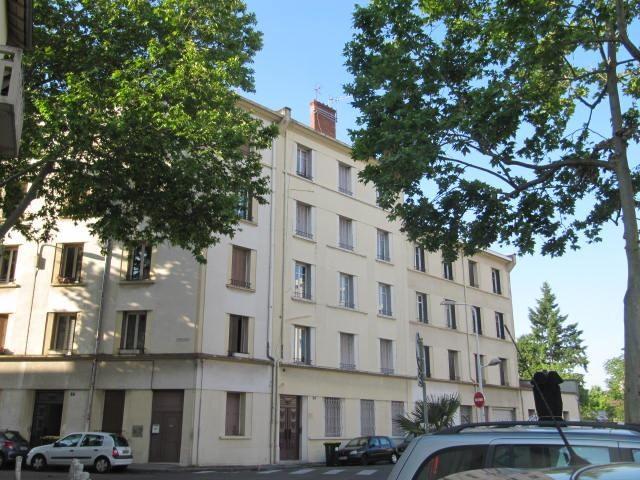 Location appartement Lyon 8ème 525€ CC - Photo 1
