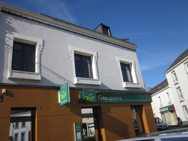 Rental apartment Saint pere en retz 395€ CC - Picture 1