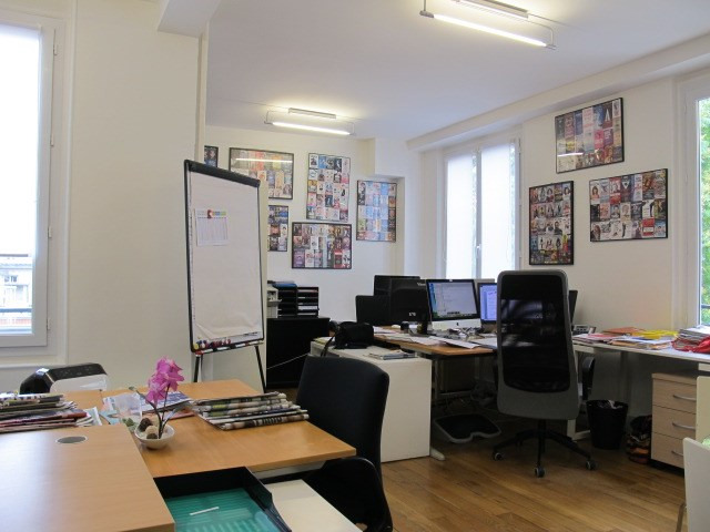 Location bureau Paris 10ème 2 120,54€ HT/HC - Photo 4