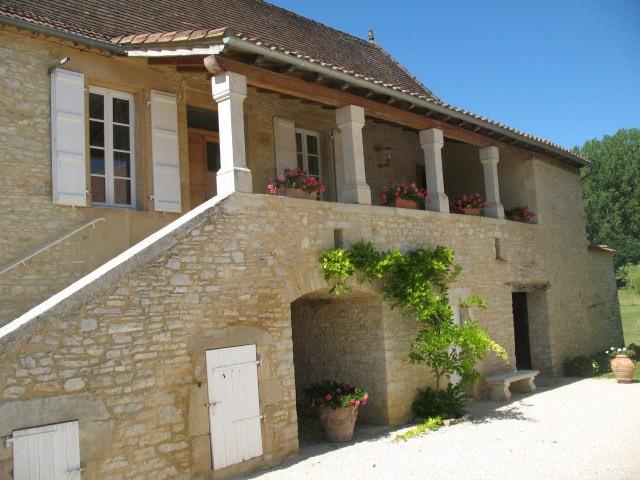 Immobile residenziali di prestigio casa Cazals 860000€ - Fotografia 4