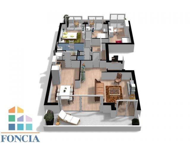 Vente appartement Bourg-en-bresse 295000€ - Photo 9