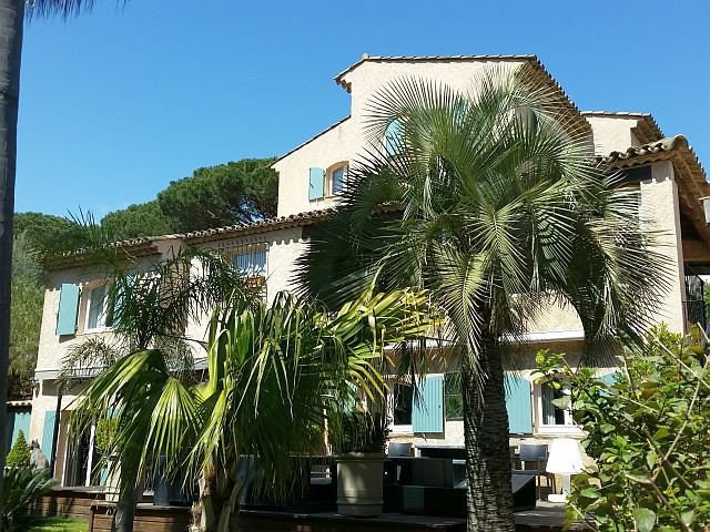 Deluxe sale house / villa Sainte-maxime 1 630 000€ - Picture 5