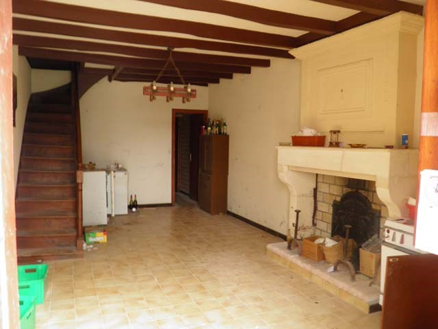 Sale house / villa Voissay 74 900€ - Picture 4