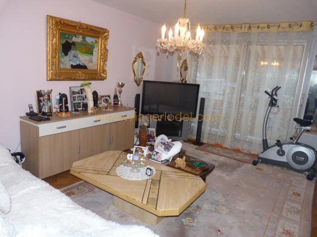 Vitalicio  apartamento Villeneuve-loubet 42200€ - Fotografía 11