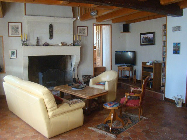 Vente maison / villa Bignay 188000€ - Photo 5