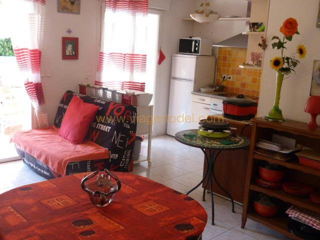 Viager appartement Biot 64000€ - Photo 2