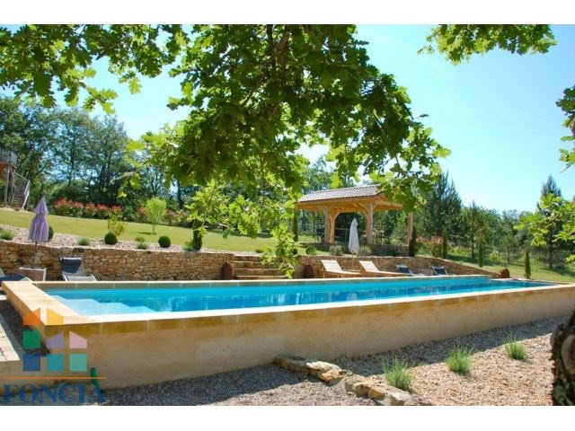 Vente de prestige maison / villa Mauzac-et-grand-castang 680000€ - Photo 2
