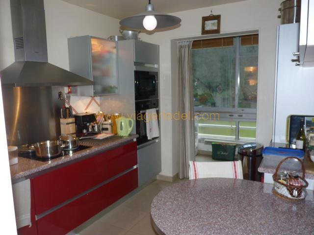Vendita nell' vitalizio di vita appartamento La garde 47000€ - Fotografia 6