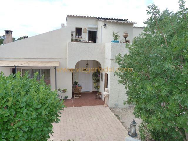 Life annuity house / villa Roquefort-les-pins 580000€ - Picture 1