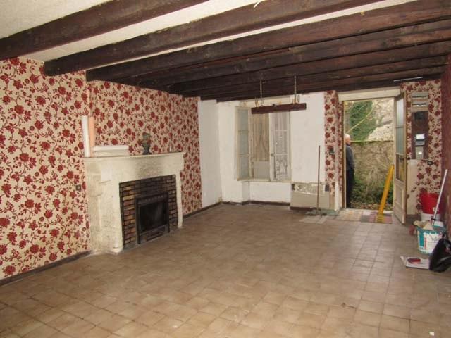 Vente maison / villa Les églises-d'argenteuil 27200€ - Photo 3
