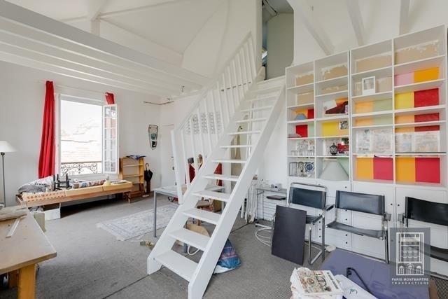 出售 公寓 Paris 18ème 435000€ - 照片 4