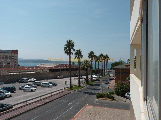 Verkoop  appartement Toulon 129500€ - Foto 1