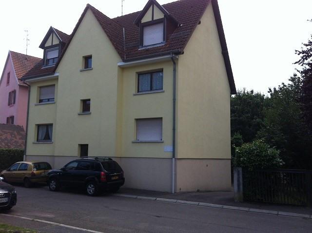 Rental apartment Strasbourg 590€ CC - Picture 2