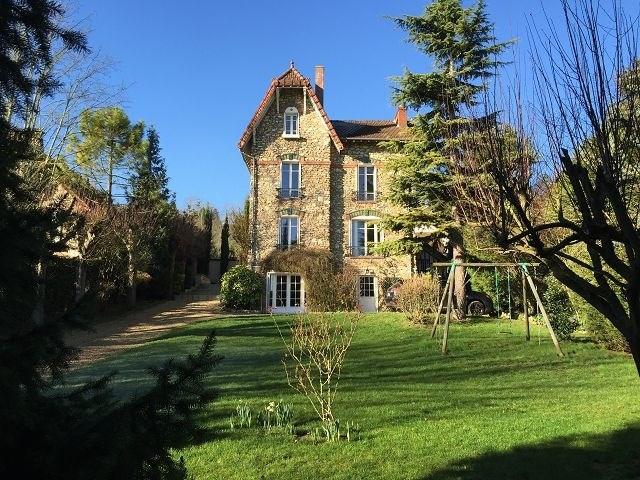 Revenda residencial de prestígio casa Villennes sur seine 1245000€ - Fotografia 1