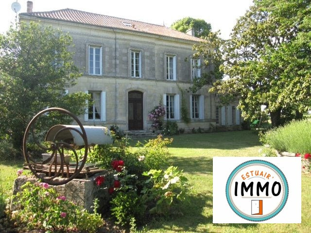 Deluxe sale house / villa Saint-fort-sur-gironde 599 000€ - Picture 12