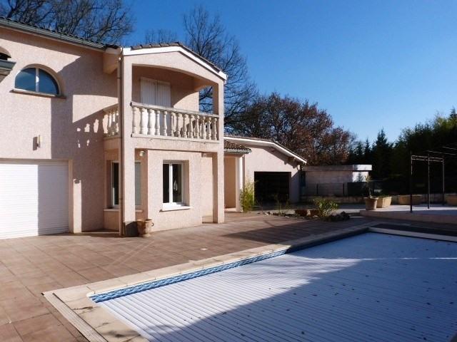 Vente maison / villa St loup cammas 498000€ - Photo 8