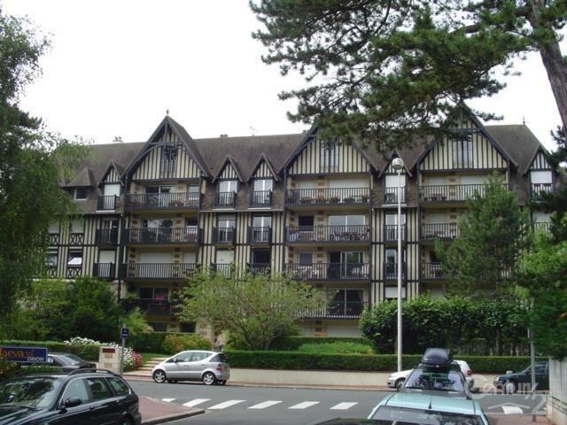 Vente appartement Deauville 260000€ - Photo 1