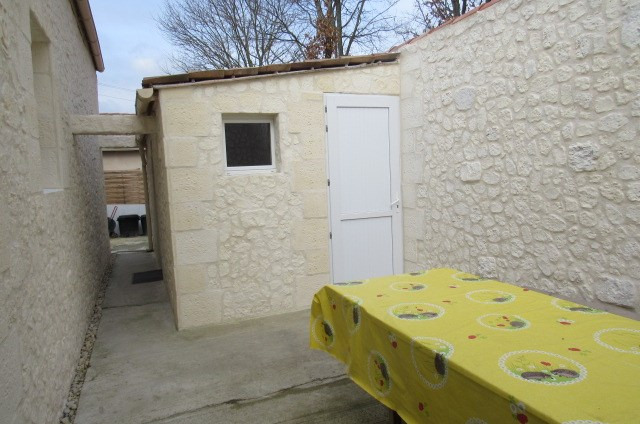 Vente maison / villa Lussant 164 300€ - Photo 2