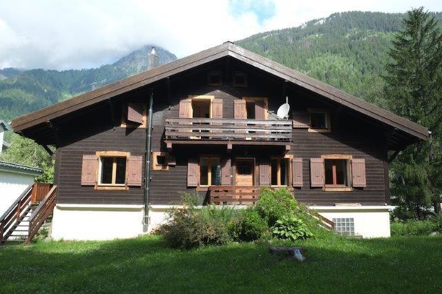 Vente de prestige maison / villa Chamonix-mont-blanc 1490000€ - Photo 1