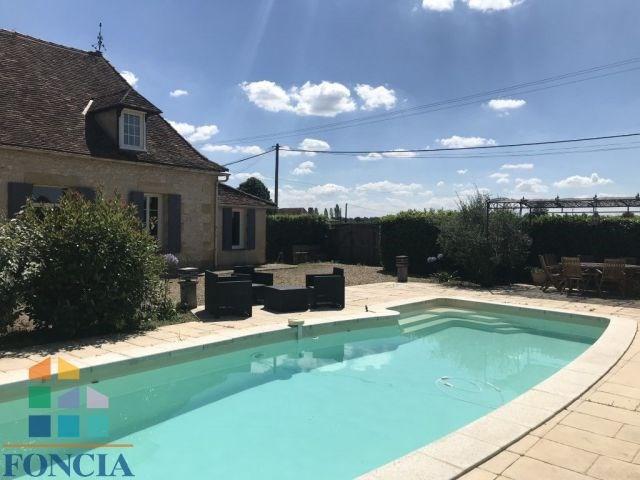 Sale house / villa Lamonzie-saint-martin 368000€ - Picture 2
