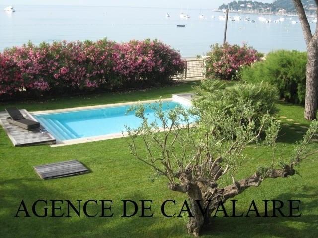 Sale house / villa Cavalaire sur mer 3780000€ - Picture 1