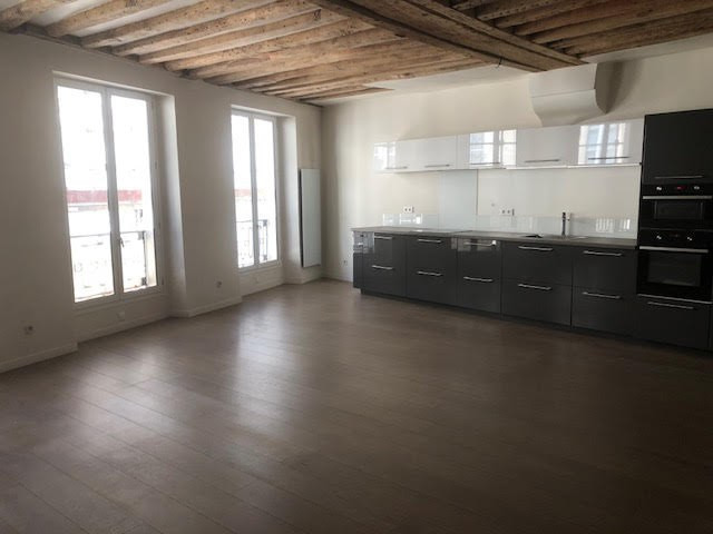 Rental apartment Paris 1er 2900€ CC - Picture 1