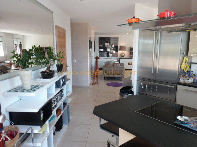 Vendita nell' vitalizio di vita appartamento Rayol-canadel-sur-mer 283000€ - Fotografia 10