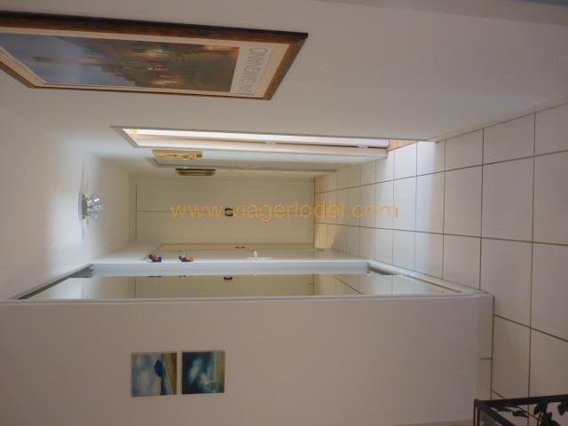 Vendita nell' vitalizio di vita appartamento Fréjus 43000€ - Fotografia 10