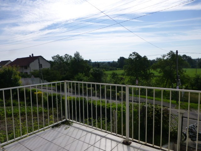 Rental house / villa Bennecourt 500€ CC - Picture 5