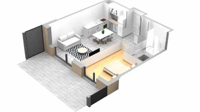 Vente appartement Villaz 202000€ - Photo 6