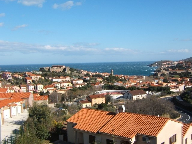 Vacation rental apartment Collioure 522€ - Picture 1