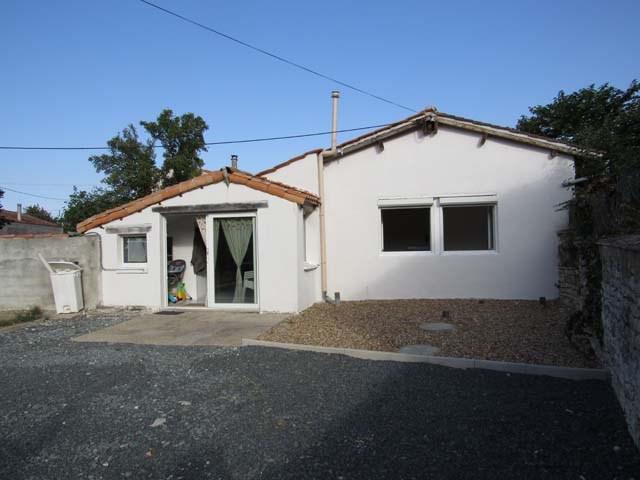 Vente maison / villa Doeuil-sur-le-mignon 64500€ - Photo 1