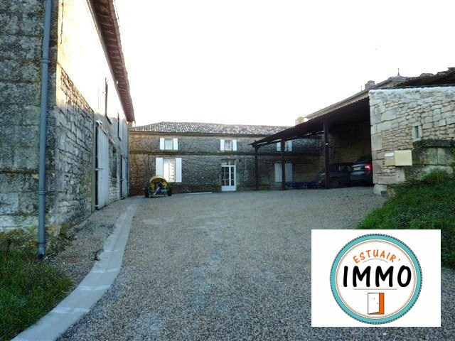Sale house / villa Saint-fort-sur-gironde 468 000€ - Picture 3