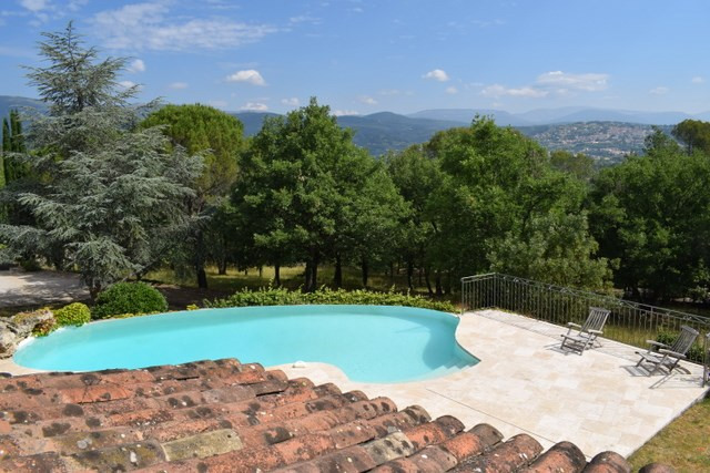 Venta de prestigio  casa Fayence 840000€ - Fotografía 33