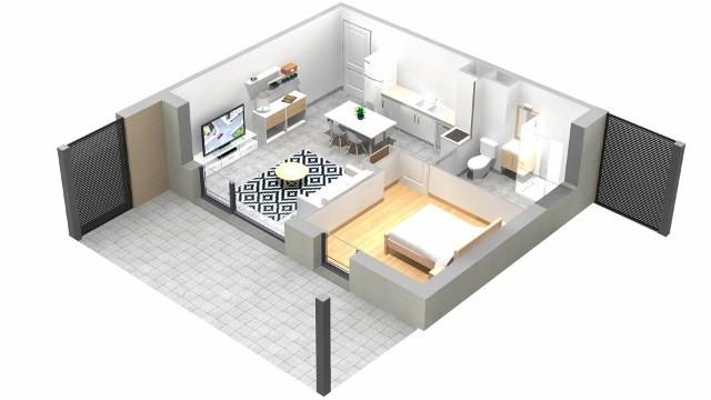 Vente appartement Villaz 204000€ - Photo 5