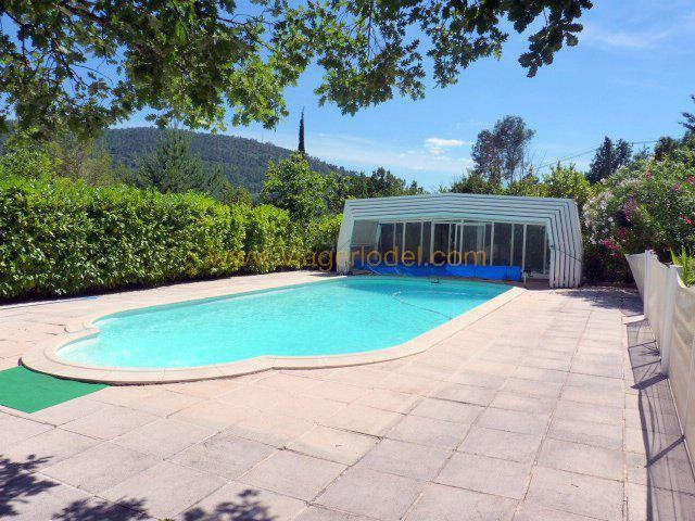 Life annuity house / villa Bargemon 200000€ - Picture 1