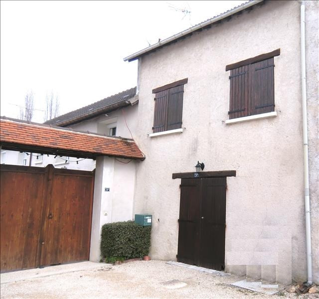 Vente maison / villa Quincy voisins 184000€ - Photo 1