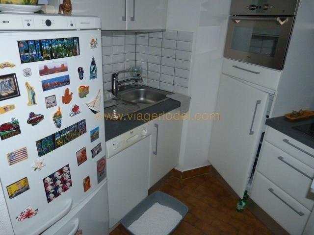 Lijfrente  appartement Mandelieu-la-napoule 80000€ - Foto 9