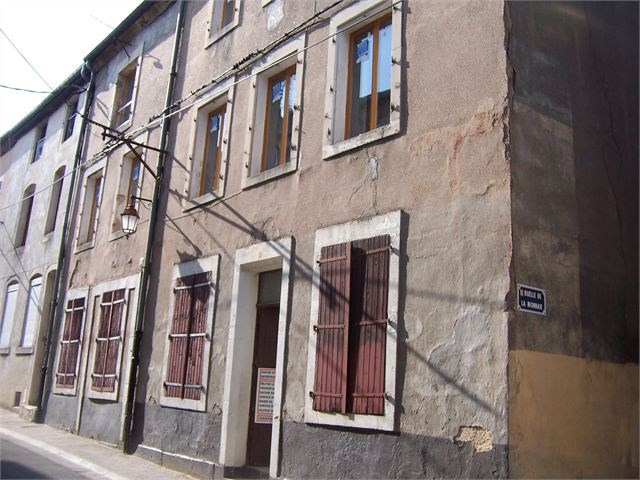 Investment property building Toul 210000€ - Picture 7