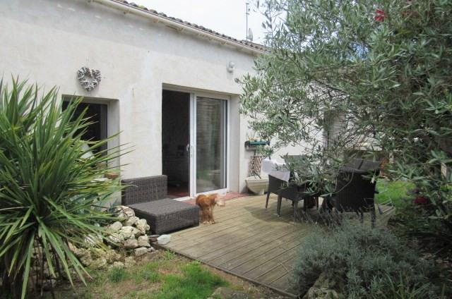 Sale house / villa Saint-sulpice-d'arnoult 212000€ - Picture 1