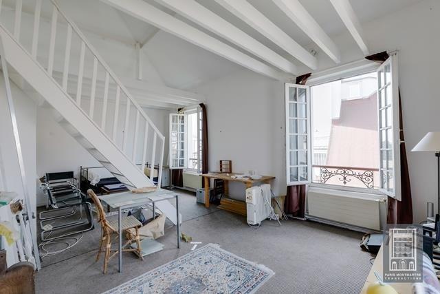 出售 公寓 Paris 18ème 435000€ - 照片 2