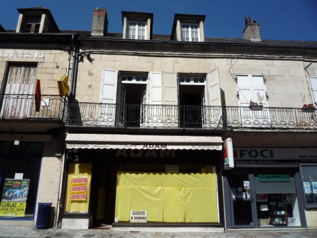 Vente immeuble Terrasson la villedieu 76 300€ - Photo 1