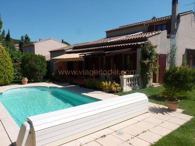 Life annuity house / villa Marseille 13ème 121500€ - Picture 1