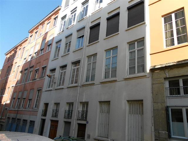 Location appartement Lyon 1er 399€ CC - Photo 1