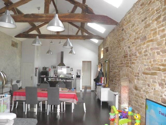 Vente maison / villa Cuisery 5 minutes 145 000€ - Photo 1